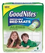 K-C launches GoodNites pads