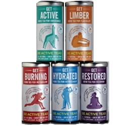 Be Active Tea Collection