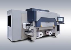Durst launches new UV inkjet label press
