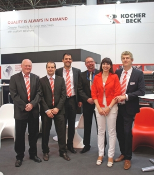 Kocher + Beck finds success at drupa