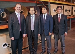 Infinity Foils named Nakai distributor