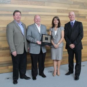 AkzoNobel Powder Coatings receives Innovation Award
