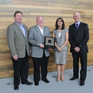 AkzoNobel Powder Coatings receives Innovation Award