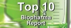 2010 Top 10 Biopharma Companies
