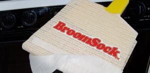 Ordinary Broom Transformed into Mop & Air Freshener