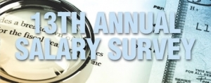 2012 - Thirteenth Annual Salary Survey