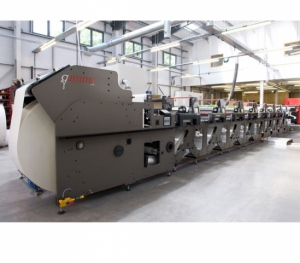Edale flexo press installed in South Africa