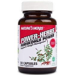 Forskohlii Power for Weight Management