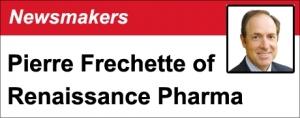 Newsmakers: Pierre Frechette