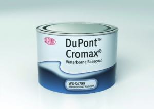 DuPont Launches WB-X4789 Mercedes 047 Alubeam Silver