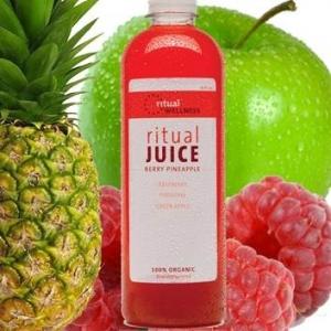 Anti-Inflammatory Seasonal Juice