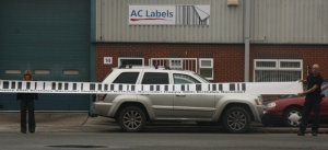 AC Labels claims world record bar code label