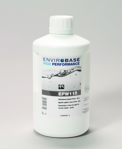 PPG introduces new waterborne primers