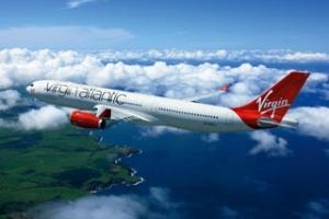 PPG Aerospace special effect coatings bring Virgin Atlantic Airways livery to life