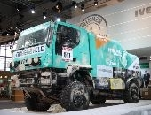BASF's R-M automotive coatings used on winning truck at the International Auto Show