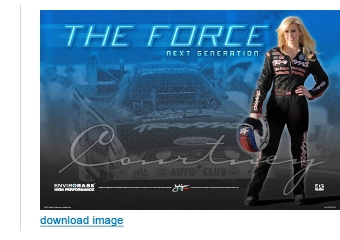 PPG partners with John Force racing team