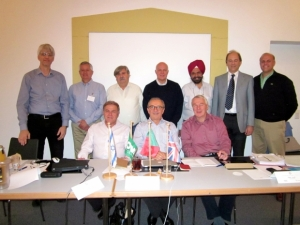 Nova Paint Club elects new president at conference in Germany