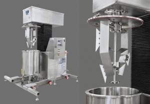 New Ross Model CDA-30C dual-shaft mixer