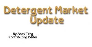 Detergent Market Update