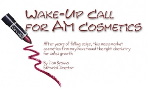 Wake-up Call for AM Cosmetics