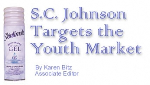 SC Johnson Targets the Youth Market