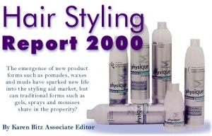 Hair Styling Report 2000