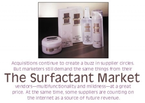 The Surfactant Market