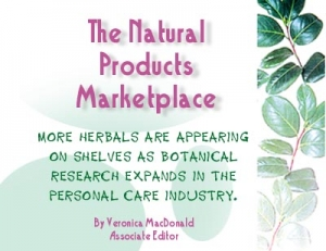 The Natural Products Marketplace