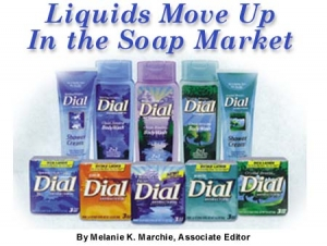 Liquids Move Up in the Soap Market