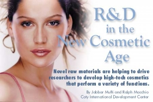 RD in the New Cosmetic Age