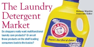 The Laundry Detergent Market