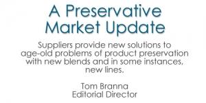 A Preservative Market Update