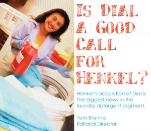 Is Dial a Good Call for Henkel?