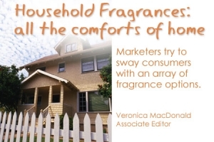 Household Fragrances: All the Comforts of Home