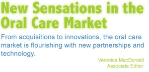 New Sensations in the Oral Care Market