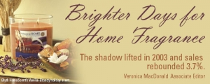 Brighter Days for Home Fragrance
