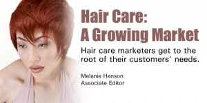 Hair Care: A Growing Market