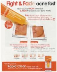Neutrogena has a Winner with Fight & Fade Cream