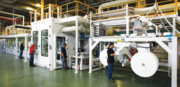 Equipment Review: Hygiene Machinery - Photo courtesy of Fameccanica.