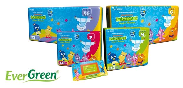 A Q&A With Brazilian Diaper Maker, Ever Green