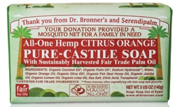 Dr. Bronner's Magic Soap Fights Malaria in Ghana