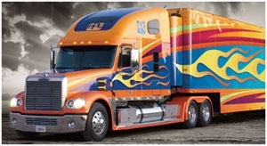 PPG Releases 2013 Show Truck Appearance Schedule