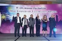 CPL Aromas MarksFar East Milestone