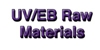 UV/EB Raw Materials Market