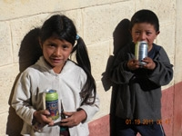 Cannedwater4kids Brings Clean Drinking Water to Developing Countries