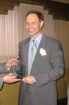 George Fuchs Named MNYPIA Man of the Year