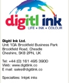 Digitl Ink Brings Excellence to the Inkjet Ink Market