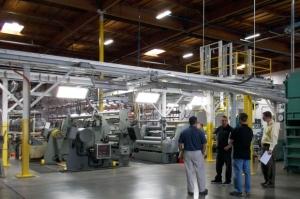 Spinnaker showcases new facilities