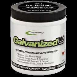 Galvanized Pre-Workout Formula