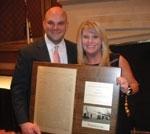 Steinhauser Inc. earns 2013 Maxwell Award